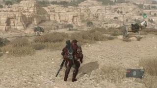Metal Gear V Phantom Pain - Extrair Sold Errantes da MB 07