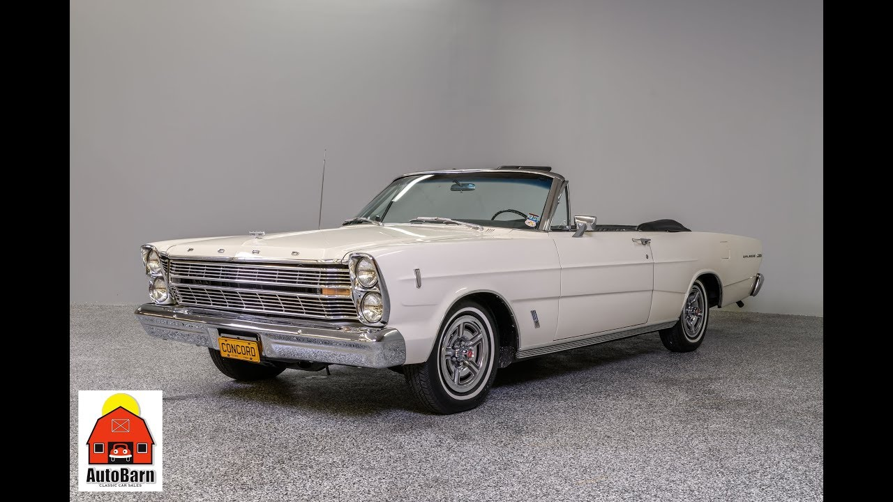 small resolution of 1966 ford galaxie 500