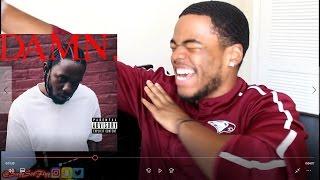 Kendrick Lamar - DNA.   DAMN.   Reaction