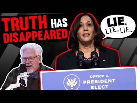 Kamala Harris' LIES show America already seceded from truth