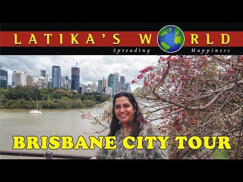 BRISBANE CITY TOUR, AUSTRALIA, LATIKAS WORLD
