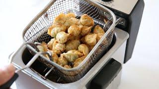 팝만두, 치킨, 감튀를 집에서! 쿠진아트튀김기