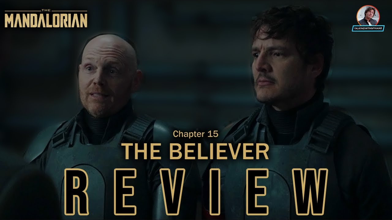 The Mandalorian Season 2 Episode 7 Review | The Mandalorian Chapter 15 The  Believer - YouTube