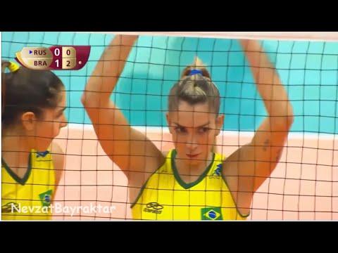 Voleybol - Thaisa Daher Pallesi #NevzatBayraktar