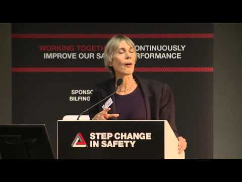 Human Factors and Competence Event - Kathryn Mearns - HSE Strategy