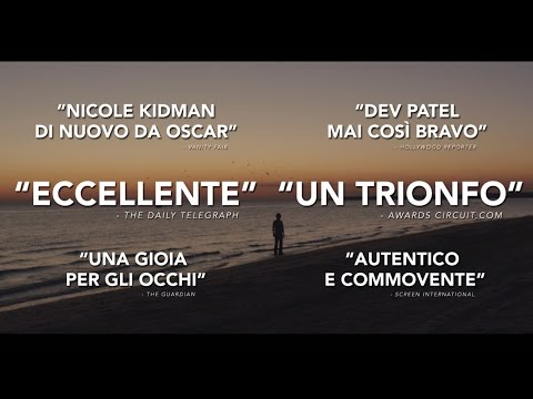 Lion - La strada verso casa (Dev Patel, Rooney Mara, Nicole Kidman) - Spot 30