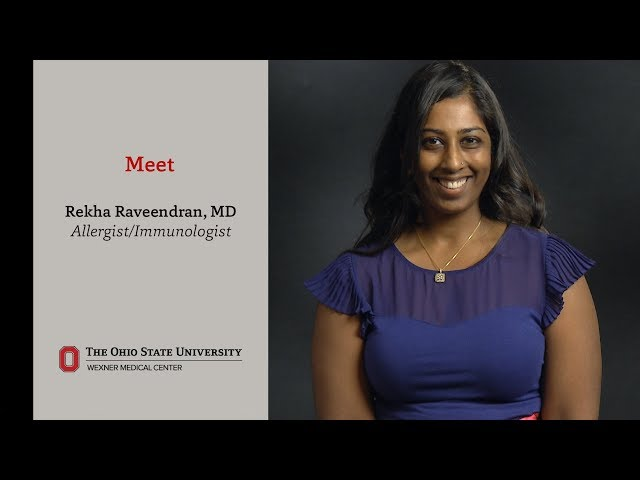 Rekha Raveendran MD | Ohio State University Wexner Medical