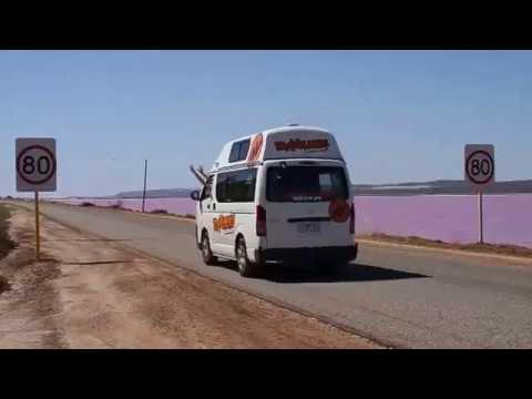 Road Trip Video Australia – Perth to Darwin