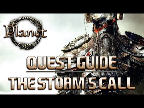 eso how to get storm calling