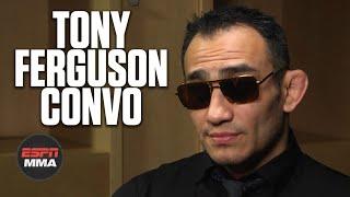 Tony Ferguson calls Khabib Nurmagomedov just another opponent | UFC 249 | ESPN MMA