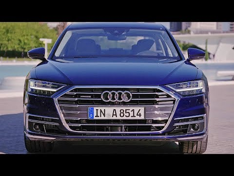 Audi A8 (2018) Features, Design, Driving [YOUCAR]