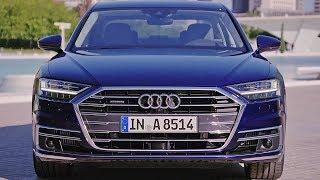 Audi A8 (2018) Features, Design, Driving [Youcar]