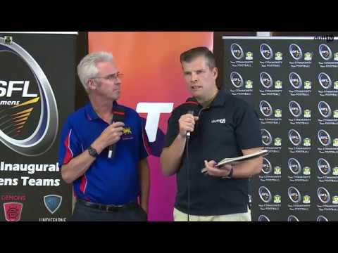 2018 SFL Launch interviews