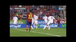 España 2 - 0 Georgia 15/10/2013