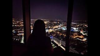 Wroclaw VLOG - Wjazd na Sky Tower 46 piętro