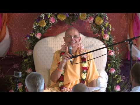Шримад Бхагаватам 10.13.1 - Бхакти Вигьяна Госвами