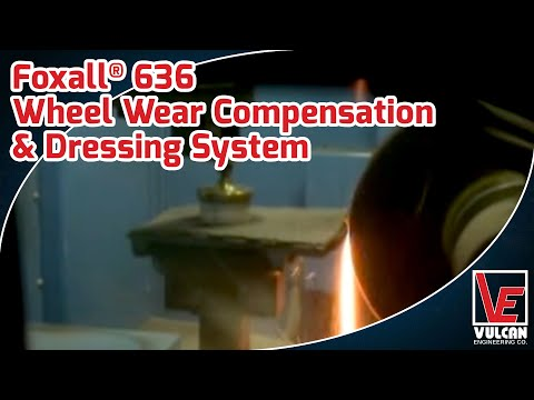 Foxall® 636 - Wheel Wear Compensation & Dressing System