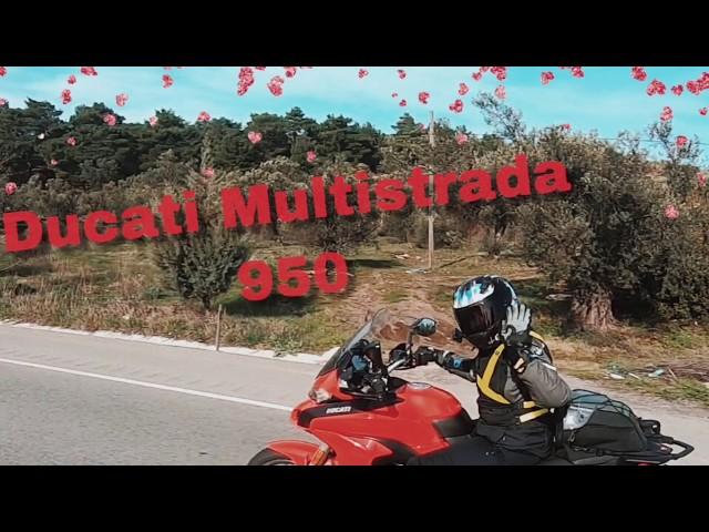 İçinden Canavar Çıktı - Ducati Multistrada 950