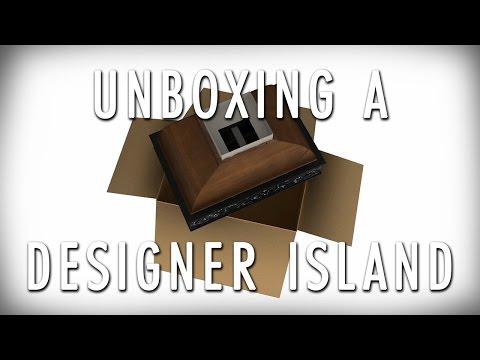 ZLINE Range Hood Unboxing: Designer Island Range Hood