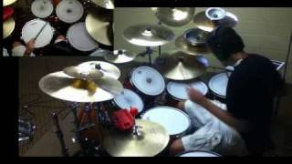 """Give Me Everything""- Pitbull -*DRUM COVER* / Remix ft. Ne-Yo, Nayer, & Afrojack (tonight)"