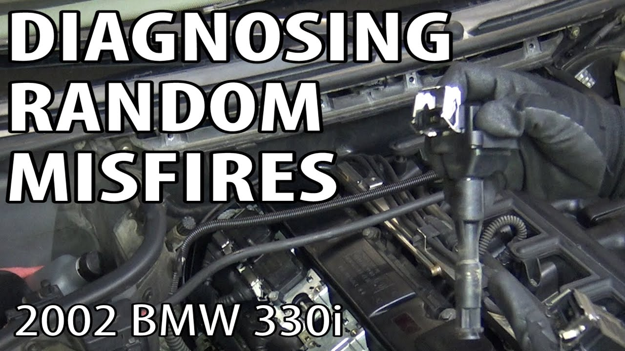 How To Diagnose A Misfire on an E46 BMW 3-Series