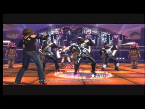 The Black Eyed Peas Experience  Dum DiddlyElcio Madureira DançarinoKinect