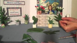 How To Make Doll Pot Plants