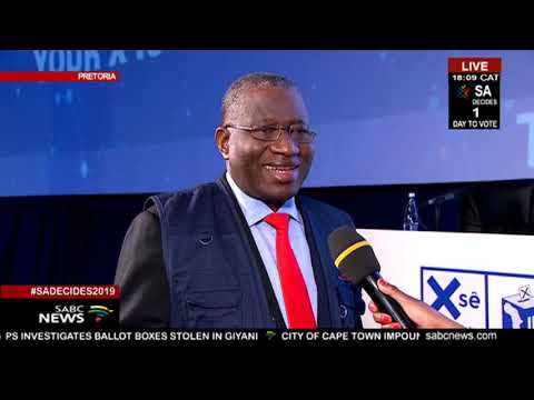 Observers confident in SA 2019 elections: Goodluck Jonathan