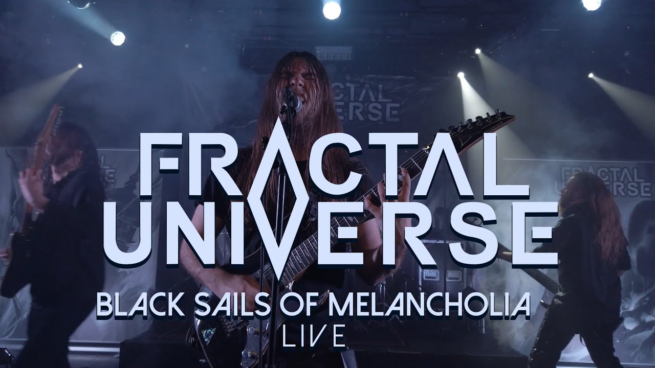 Black Sails of Melancholia (LIVE)