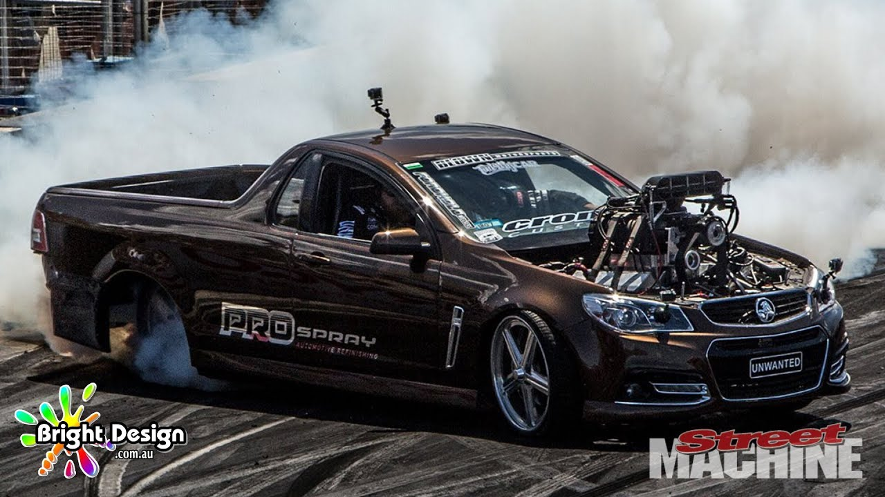 UNWANTED - BURNOUT MASTERS WINNER AT SUMMERNATS 31 - YouTube