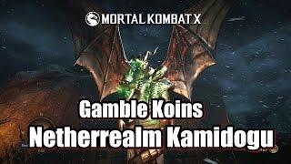Mortal Kombat X Gamble Koins - Netherrealm Kamidogu