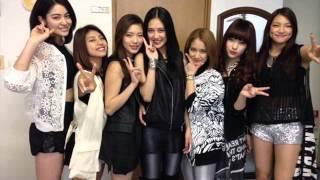 EX-PRESS(MC.MATSU)にHappinessの藤井夏恋とMIYUUが登場! 下手くそやな...