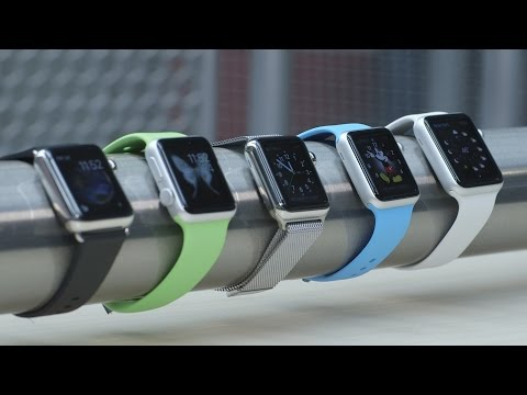 Video: Consumer Reports says Apple Watch is the best smartwatch in the world