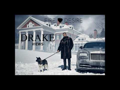 Drake - Fire & Desire | OVO MIX~