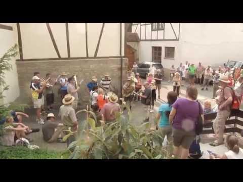 Frankenlied - Wohlauf, die Luft geht frisch und rein (Heidingsfelder Wallfahrerkapelle)