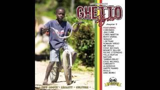 Luv Messenger Ghetto Stories 9 mixtape  Reggae