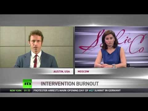 Kuperman on RT: Assessing Intervention in Libya and Iraq