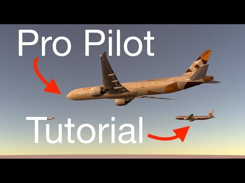 How To Get A PRO In A Flight Simulator