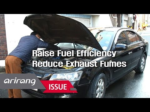 [BizSmart]  Eco Green Plus, products that raise fuel efficiency and reduce vehicle exhaust fumes