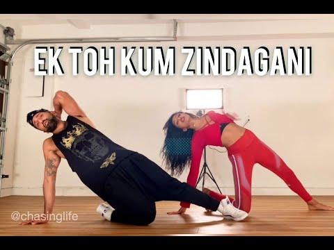 Ek Toh Kum Zindagani Bollywood Fusion Dance  Nora Fatehi  Marjaavaan