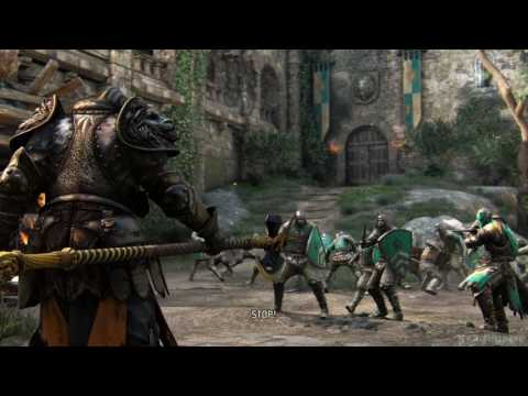 For Honor - Full Movie All Cutscenes ( Game Movie )