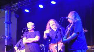 John Cowan & The Kentucky Headhunters, Further On Up The Road