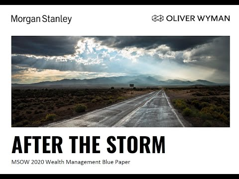 Outlook for the Wealth Management Industry