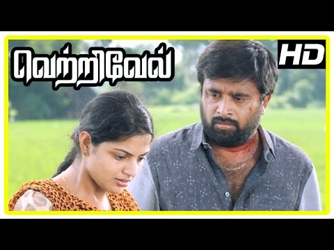 Vetrivel tamil movie | scenes | Nikhila's father commit suicide | Sasikumar marries Nikhila