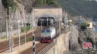 FRAMURA, Stazione di Framura - FRAMURA Railway Station (Liguria).
