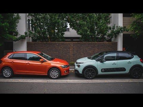 2018 Citroen C3 vs 2018 Volkswagen Polo
