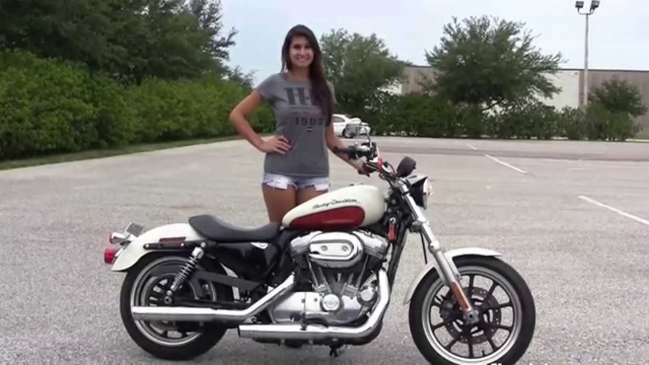 Used 2011 Harley Davidson Sportster 883 Superlow Motorcycles for sale
