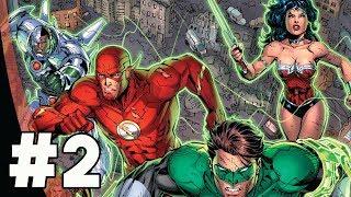 Justice League Vol 1: ORIGIN [Episode 2] Explained in Urdu/Hindi