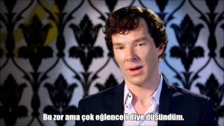 First Memories Working On Sherlock Türkçe Altyazılı