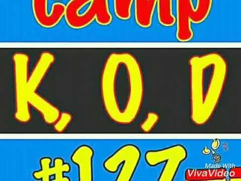 Camp kod#127,album ke-1